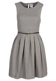 #Zalando #vestito grigio. #Grey Dress