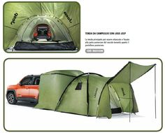 Jeep Renegade, ideal for camping                                                                                                                                                                                 More