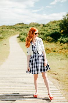 A Clothes Horse: Outfit: Something in a Summer's Day