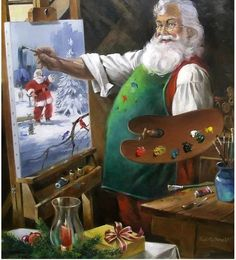 Christmas in County Laois, Ireland