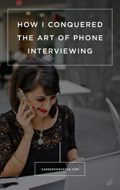 Phone interview (20 characters)?