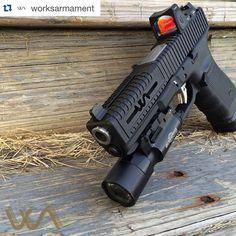 Works Armament Glock