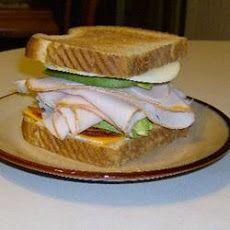 Turkey Bacon Avocado Sandwich Recipe