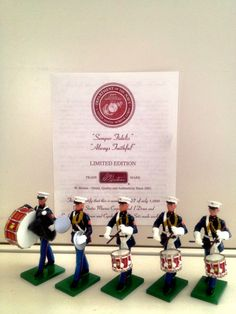 W.Britain tin toy soldiers in a limited edition gift box