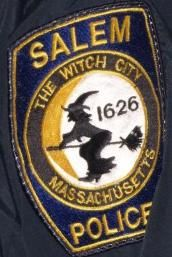 Salem, Mass ...So when someone says I am a witch - I tell them - I sure am it's where my parents are from! True story - about the parents! lol