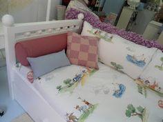 piccolo's decoración: Vestidura cama