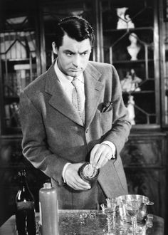 Cary Grant - Publicity Shot From 'My Favorite Wife', 1940