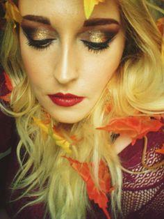 Make Up and more: Der goldene Herbst- AMU