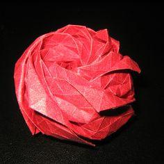 Hexagonale Rose