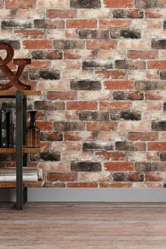 Buy Paste The Wall Brick Wallpaper from the Next UK online shop