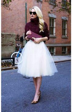 Modestly stylish!