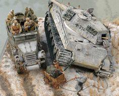 Dioramas Militares (la guerra a escala). - Página 5 - ForoCoches
