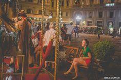 Карусель во Флоренции
