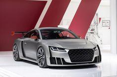 Audi's 592bhp TT Clubsport Turbo - new pictures   Autocar