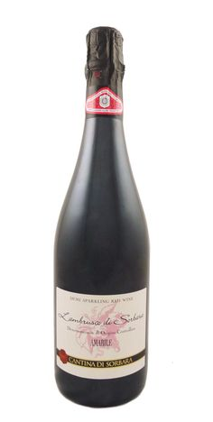 This sparkling red Lambrusco comes from Cantina di Sorbara in Emilia-Romagna. It is incredibly friendly, with vibrant bubbles and ripe blackberry fruits on the palate. Drink this with a slight chill and enjoy it with anything from risotto to pizza.