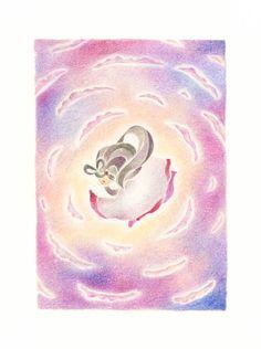 """""""Suseri-bime"""" −RiLi, picture book, illustration, design ___ """"須勢理毘売命 (スセリビメ)"""" −リリ, 絵本, イラスト, デザイン ...... #illustration #japanese #goddess #forever #love #jealousy #イラスト #日本 #女神 #永遠 #愛 #嫉妬"""