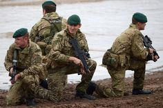 British Royal Marine Commandos Training - NATO vs Russia in Biggest Military Exercise British Royal Marine Commandos, U. Marines and other NATO troops stag.