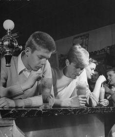 Teenage Boys in '45