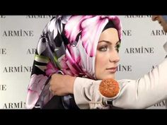 Esarp Baglama Sekilleri 8 - Armine Esarp / Turkish Hijab Tutorial