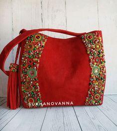 Bridal Handbags, Potli Bags, Diy Handbag, Handbag Patterns, Art Bag, Boho Bags, Beaded Bags, Quilted Bag, Fabric Bags