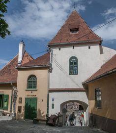 Casa Calfelor & Turnul Scarilor Sibiu