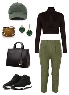 """""""Untitled #31"""" by inspiredangel on Polyvore featuring BCBGMAXAZRIA, NLST, Marco Moore, Relaxfeel, Sif Jakobs Jewellery, women's clothing, women, female, woman and misses"""