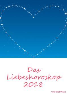 Das Liebeshoroskop 2018 verrät dir, wie deine Liebessterne im Venusjahr stehen.