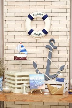 Party Fashion, The Hamptons, Party Themes, Clock, Homemade, Wall, Diy, Home Decor, Style