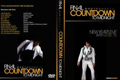 Elvis - Final Countdown To Midnight - New Year´s Eve 1976 DVD