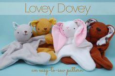 Lovey Dovey Softie - PDF-Schnittmuster