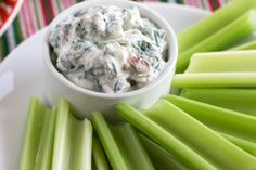 Blue Cheese-Bacon Dip | foodnfocus.com