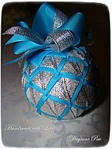 Vianočná guľa ,,Christmas star