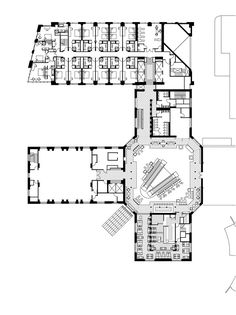 Liberty Hotel 2nd Floor Plan