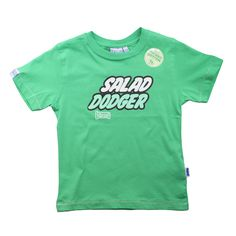 Salad DODGER T SHIRT (2-6 YRS) No description http://www.MightGet.com/january-2017-11/salad-dodger-t-shirt-2-6-yrs-.asp