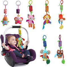 Baby Gift Hot Sale New Infant Toys Mobile Baby Plush Toy Bed Wind Chimes Rattles Bell Toy Stroller for Newborn CG82501 #>=#>=#>=#>=#> Click on the pin to check out discount price, color, size, shipping, etc. Save and like it!