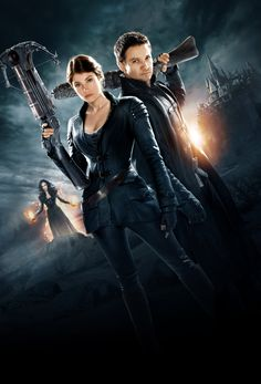 Hansel And Gretel: Witch Hunters by Phet Van Burton