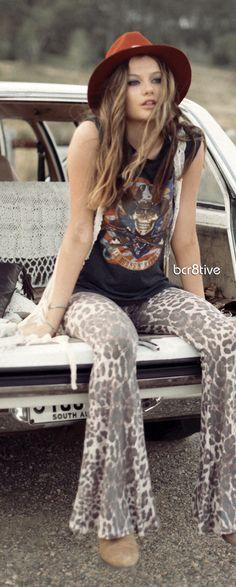 Bam Bam Leopard Bells