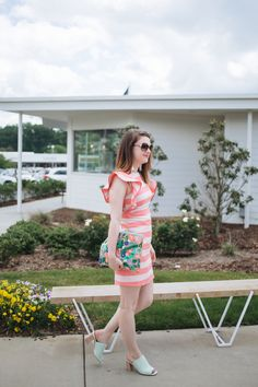 What to Wear to a Summer Wedding    #wedding #fashion #style    @polishedclosets