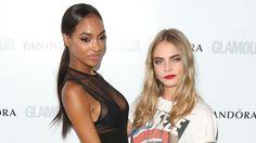 Modelos rechazadas por ser demasiado… - Diviniteen - DIVINITY Victoria's Secret, Jourdan Dunn, Templates
