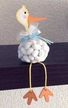 pinterest unisex baby shower | Ciguenas Para Baby Shower Decoracion Ajilbabcom…