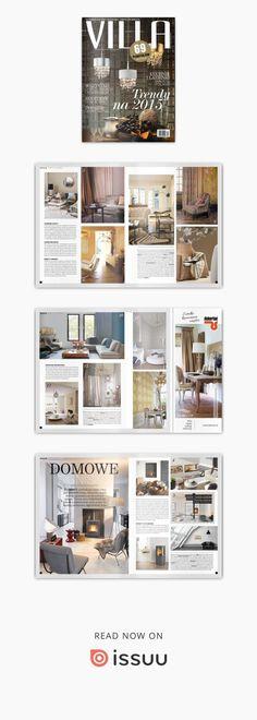 Wnętrza, domy, apartamenty, sztuka, architektura, design. Pomysły na salon, jadalnię i sypialnię. Inspiracje z całego świata. Meble, tkaniny, oświetlenie, tapety i dodatki. Kuchnie i łazienki.