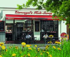 Ziervogel`s Kult-Curry - Das Currywurst in Berlin Prenzlauer Berg