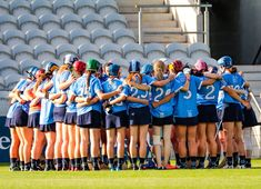 The Dublin Senior Team bowed out of the All Ireland Liberty Insurance Championship last Saturday evening in Páirc Uí Chaoimh. Semi Final, National League, Dublin, Finals, Squad, Cheer Skirts, Ireland, Action, Manga
