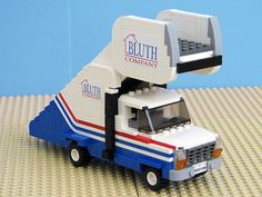 It's LEGO Arrested Development