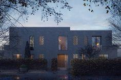Skandinavische Wohnsinfonie - Reiulf Ramstad Arkitekter planen in Oslo