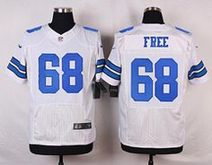 Dallas Cowboys Doug Free GAME Jerseys