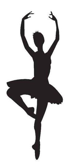 ballerina siluethe - Hledat Googlem
