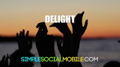 Delight - a high degree of gratification; something that gives great pleasure Artificial Intelligence, Social Media Marketing, Infographic, Joy, Infographics, Info Graphics, Glee, Being Happy, Information Design