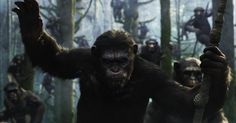 Jeremy, Jared, Justin, and Wesley review one of the summer's (and the year's) most highly acclaimed films, Matt Reeves' Dawn of the Planet of the Apes.