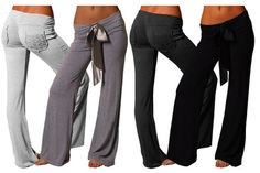 celebrity lounge wear : FashionGrail *gasp* I need these. They have pockets! Passion For Fashion, Love Fashion, Autumn Fashion, Fashion Outfits, Womens Fashion, Lounge Pants, Lounge Wear, Mode Yoga, Cool Style